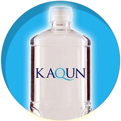 Kaqun Syrerikt Vatten –