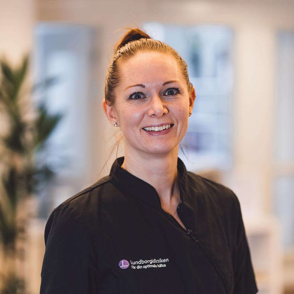 Annika Valton Lundborgkliniken