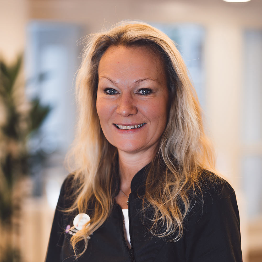 Suzanne Lundborg Verkstallande direktor av Lundborgkliniken
